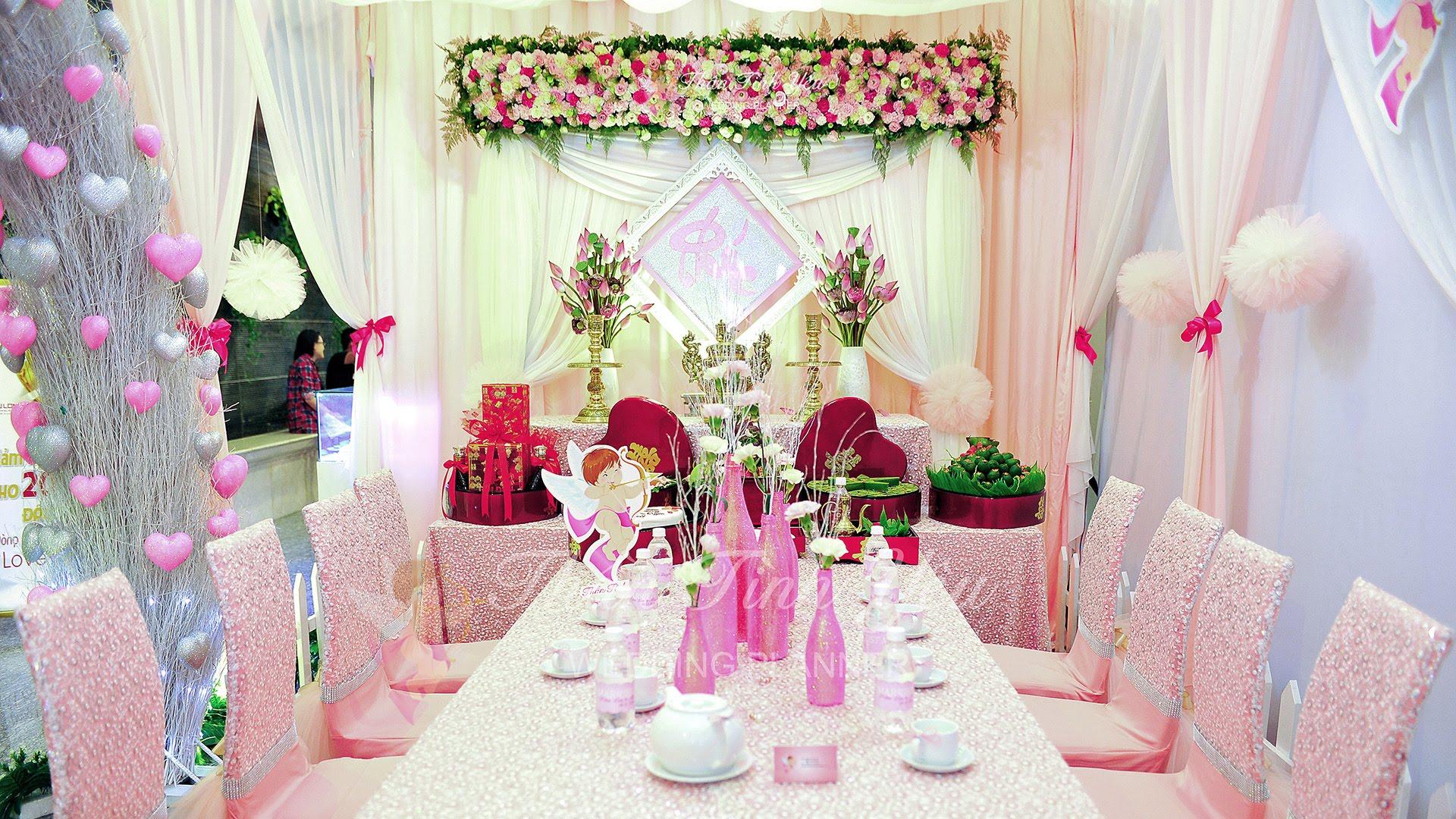Top 5 địa điểm trang trí tiệc cưới trọn gói tại Cần Thơ