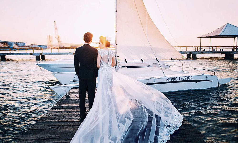 6 địa điểm chụp ảnh cưới đẹp ở Vũng Tàu