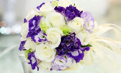 6 mẫu hoa cưới cầm tay đẹp lung linh 2017