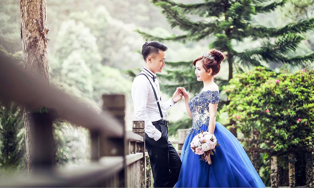 8 địa điểm chụp ảnh cưới đẹp ở Đà Lạt