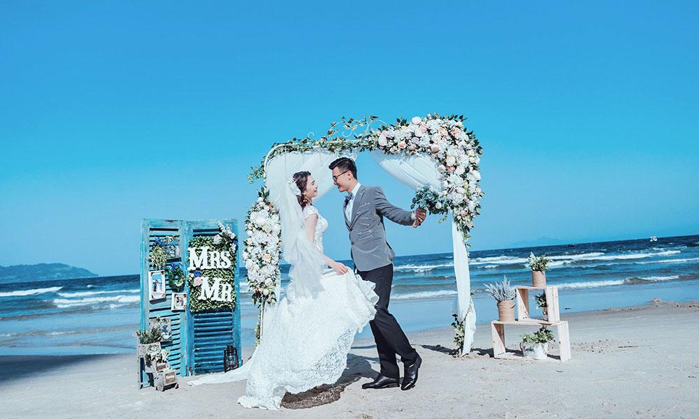 9 địa điểm chụp ảnh cưới đẹp ở Đà Nẵng