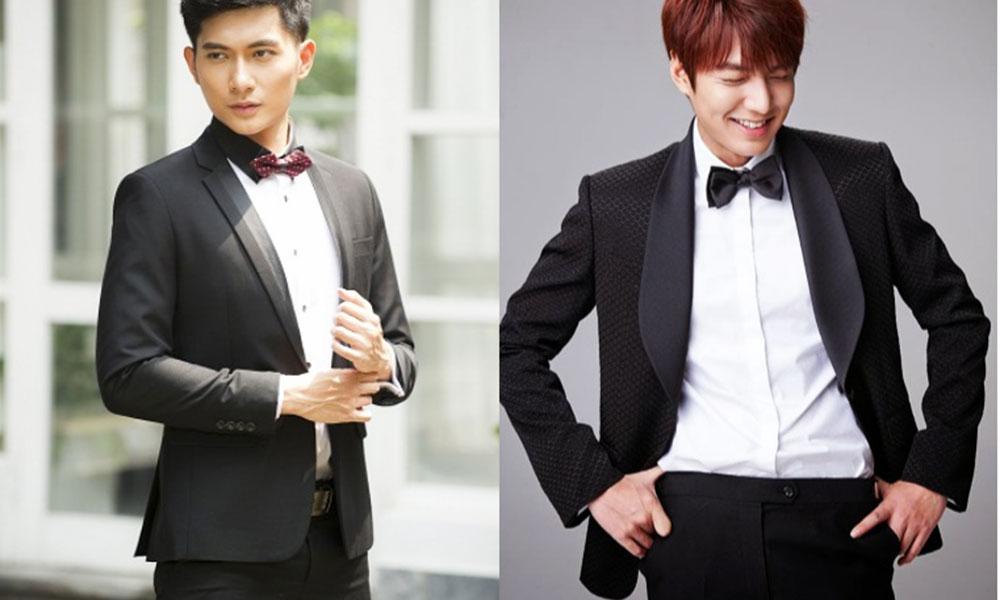 Những mẫu vest cưới Hàn Quốc đẹp cho chú rể