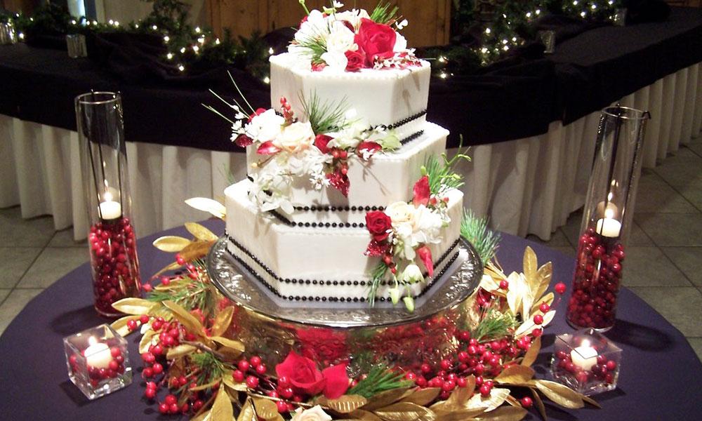 Top 8 mẫu bánh cưới đẹp nhất thế giới