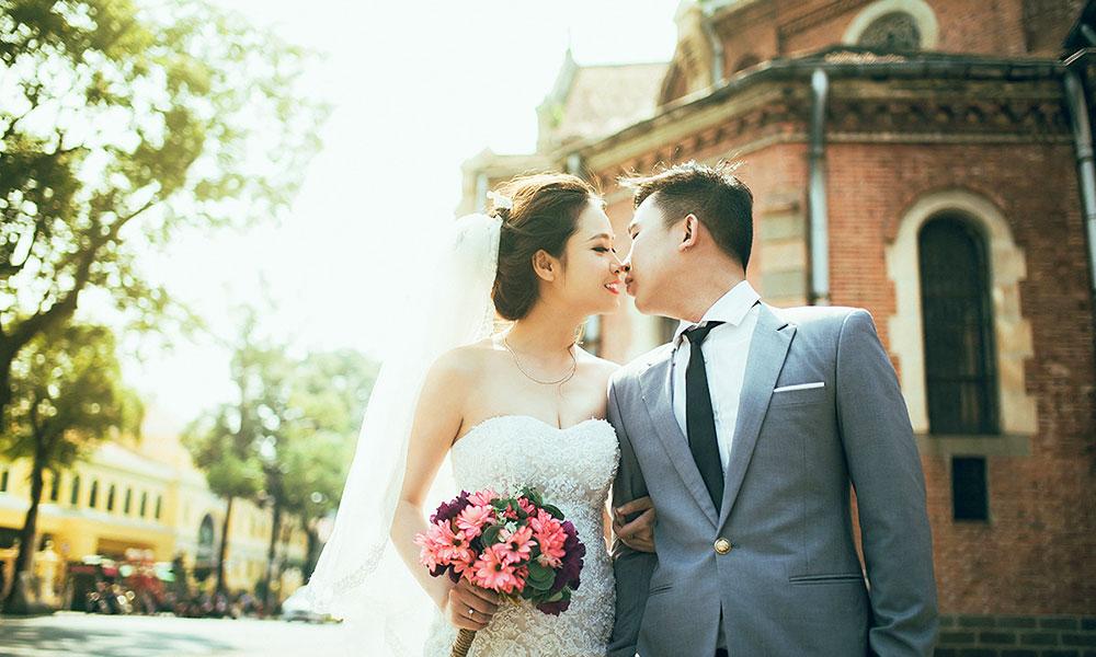 5 studio chụp ảnh cưới đẹp chuyên nghiệp tại Cần Thơ