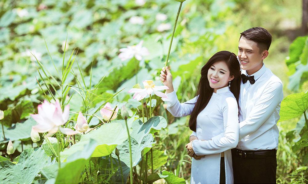 Top 5 địa điểm chụp ảnh cưới đẹp Miền Tây