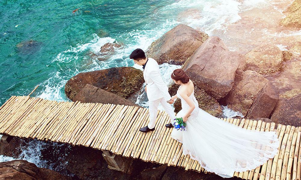 Top 10 địa điểm chụp ảnh cưới đẹp dịp cuối năm