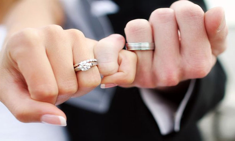 Bí quyết chọn mua nhẫn cưới theo phong thủy