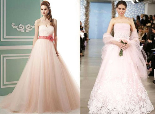 Váy cưới đẹp cho 12 cung hoàng đạo - Cung Bạch Dương