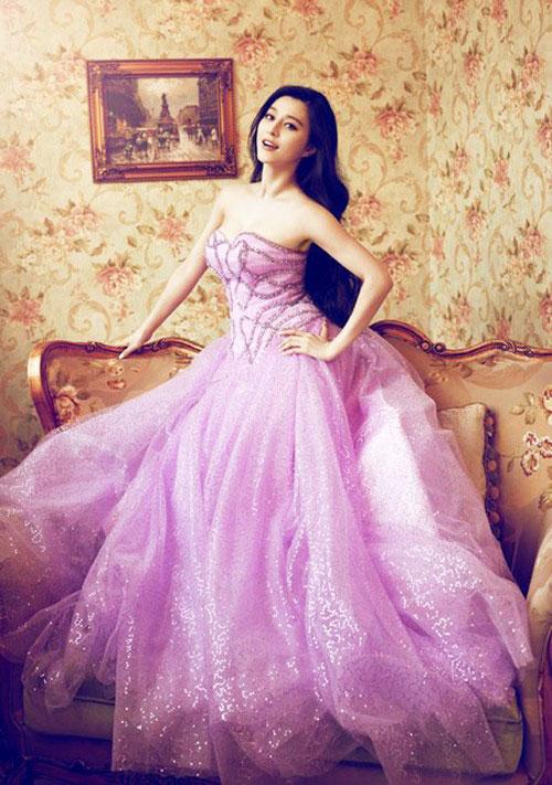 Váy cưới đẹp cho 12 cung hoàng đạo - Cung Kim Ngưu