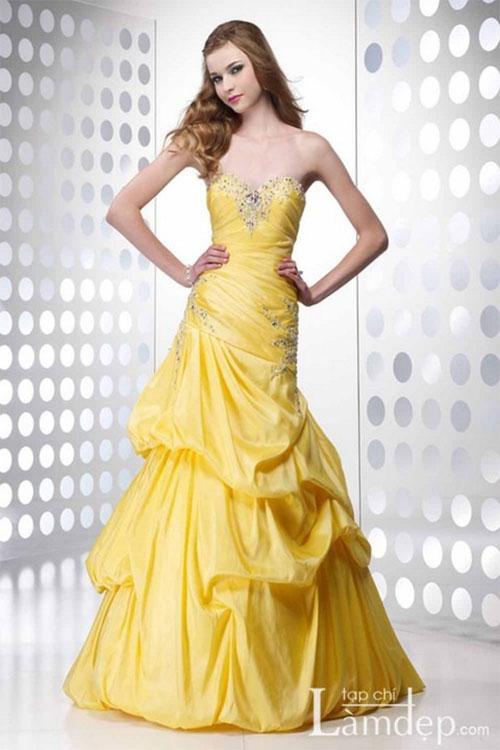 Váy cưới đẹp cho 12 cung hoàng đạo - Cung Nhân Mã