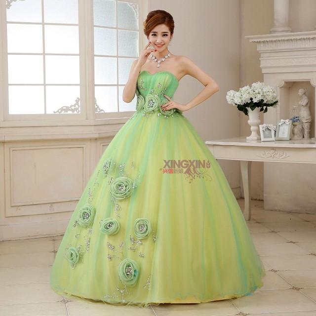 Váy cưới đẹp cho 12 cung hoàng đạo - Cung Song Tử