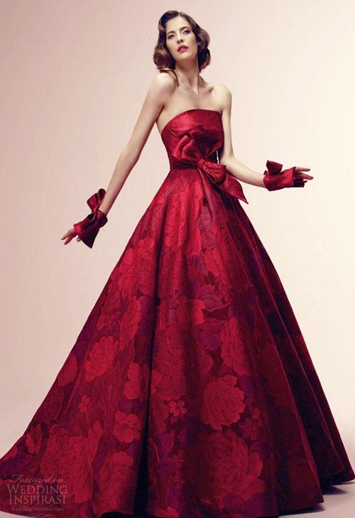 Váy cưới đẹp cho 12 cung hoàng đạo - Cung Sư Tử