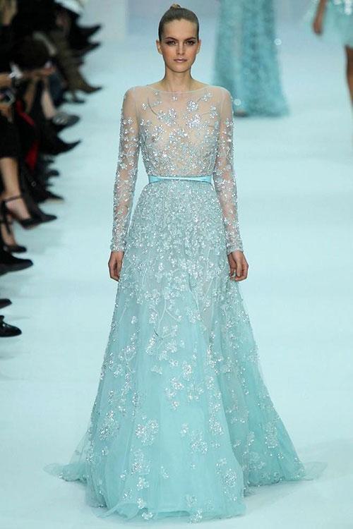 Váy cưới đẹp cho 12 cung hoàng đạo - Cung Xử Nữ