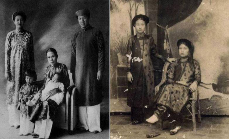 Vì sao áo dài được xem là biểu tượng cho trang phục truyền thống ...