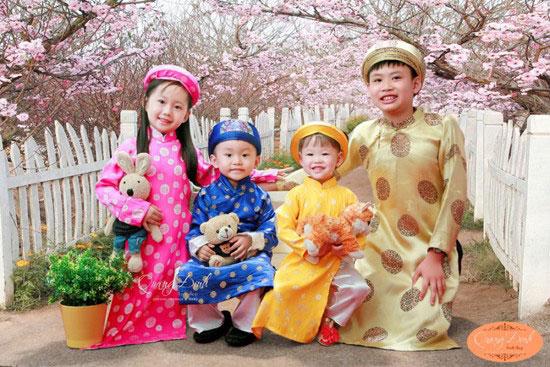 Áo dài truyền thống Việt Nam