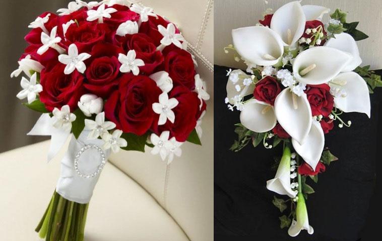 Bí quyết chọn hoa cưới đẹp cho 12 cung hoàng đạo - Cung Bạch Dương