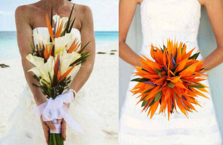 Bí quyết chọn hoa cưới đẹp cho 12 cung hoàng đạo - Cung Bảo Bình
