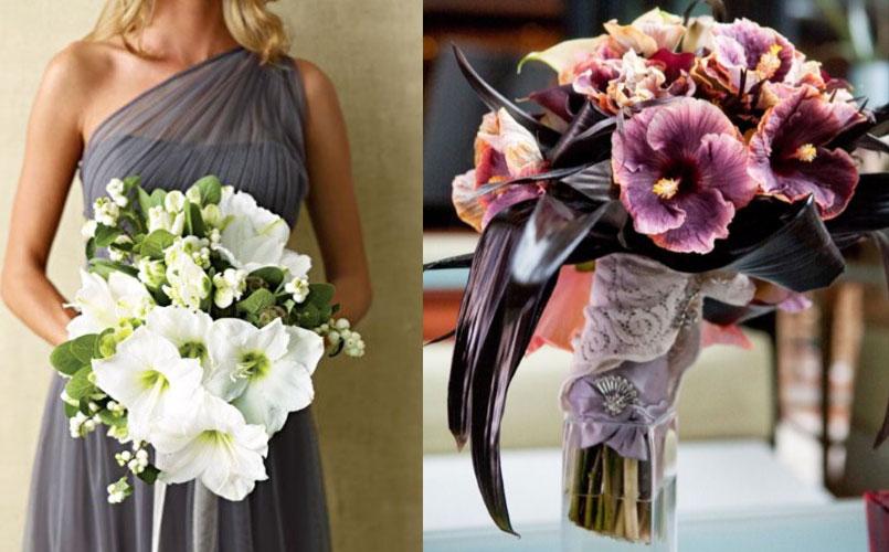 Bí quyết chọn hoa cưới đẹp cho 12 cung hoàng đạo - Cung Bò Cạp
