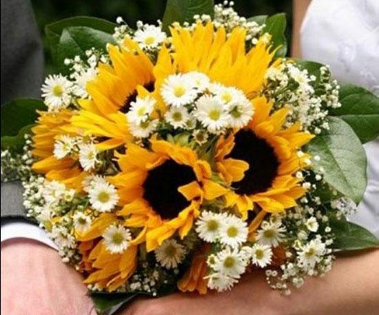Bí quyết chọn hoa cưới đẹp cho 12 cung hoàng đạo - Cung Sư Tử