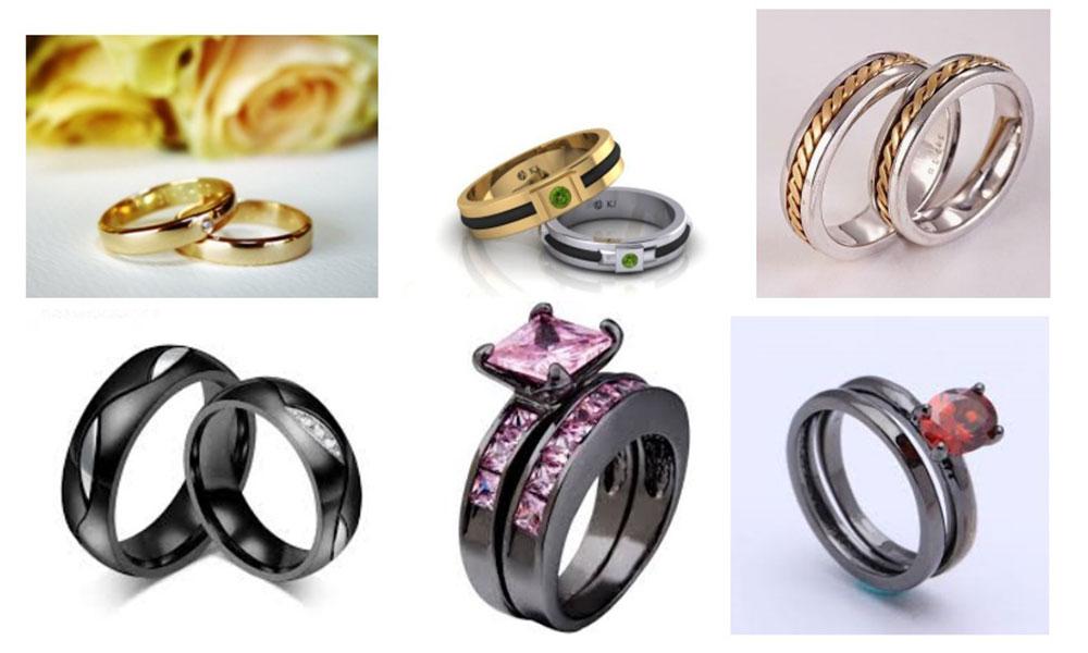 Chọn mua nhẫn cưới theo phong thủy - Nhẫn cưới cho người mệnh Mộc