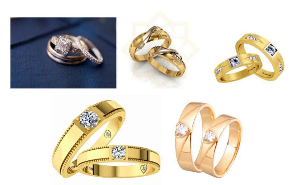 Chọn mua nhẫn cưới theo phong thủy - Nhẫn cưới cho người mệnh Thổ
