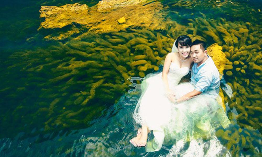 Chụp ảnh cưới mùa nào đẹp nhất - Mùa Hè