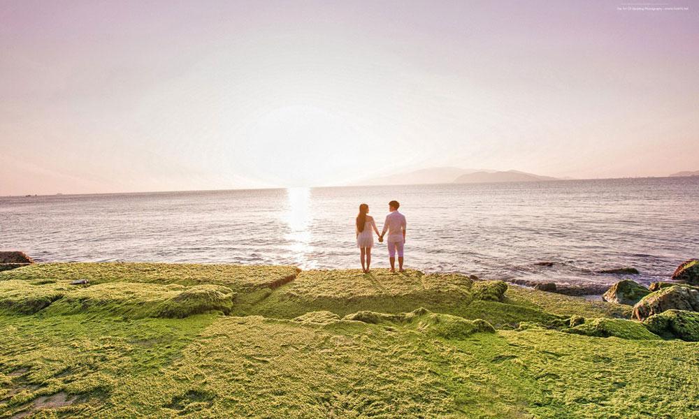 Chụp ảnh cưới mùa nào đẹp nhất - Mùa nắng nóng