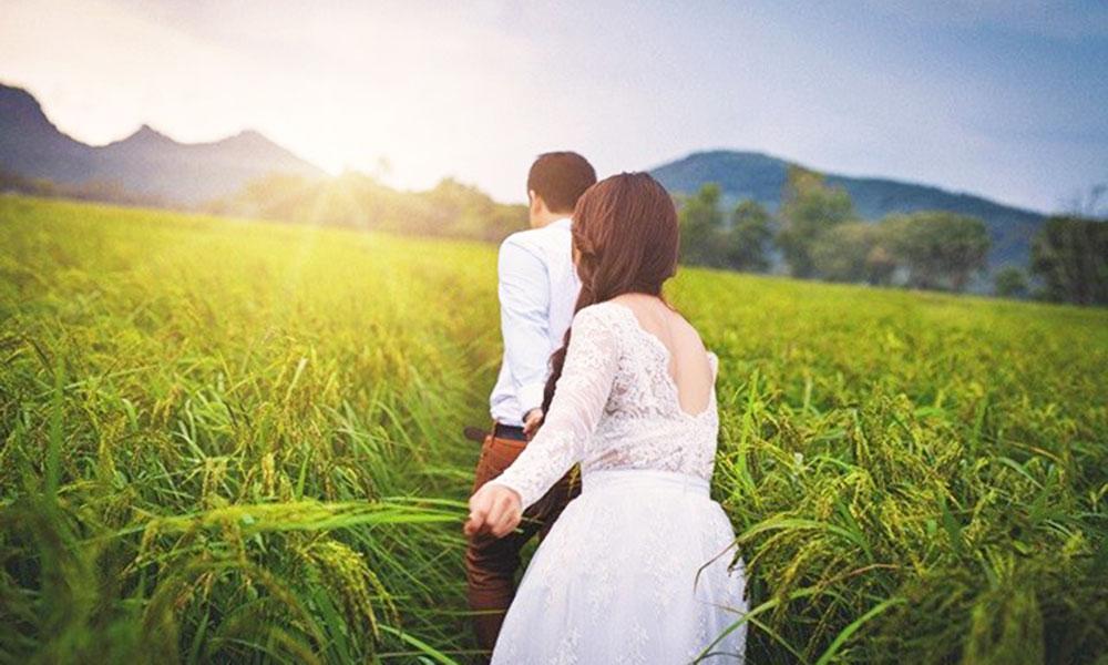 Chụp ảnh cưới mùa nào đẹp nhất - Mùa nước nổi