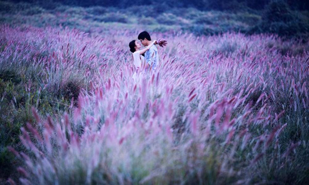 Chụp ảnh cưới mùa nào đẹp nhất - Mùa Thu