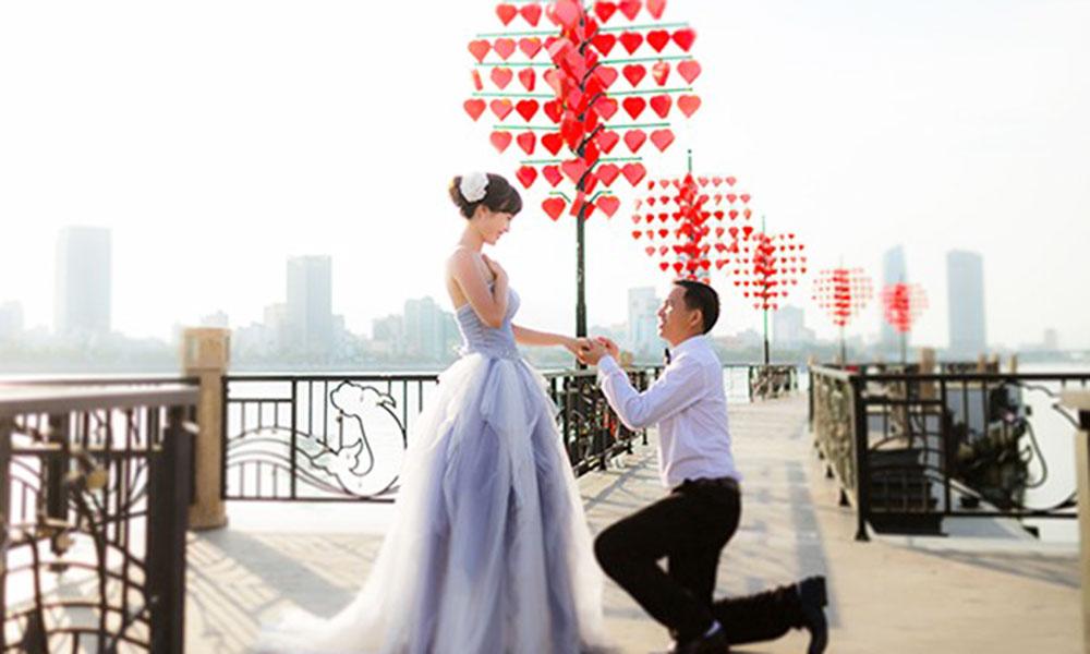 Top 10 địa điểm chụp ảnh cưới đẹp dịp cuối năm - Thành phố biển Đà Nẵng