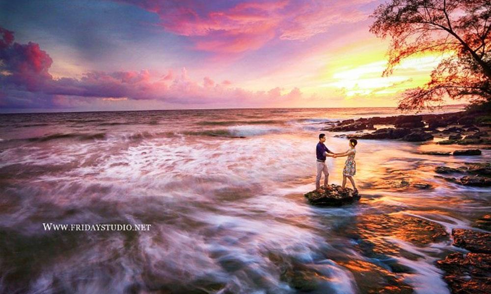 Top 10 địa điểm chụp ảnh cưới đẹp dịp cuối năm - Đảo Phú Quốc (Kiên Giang)