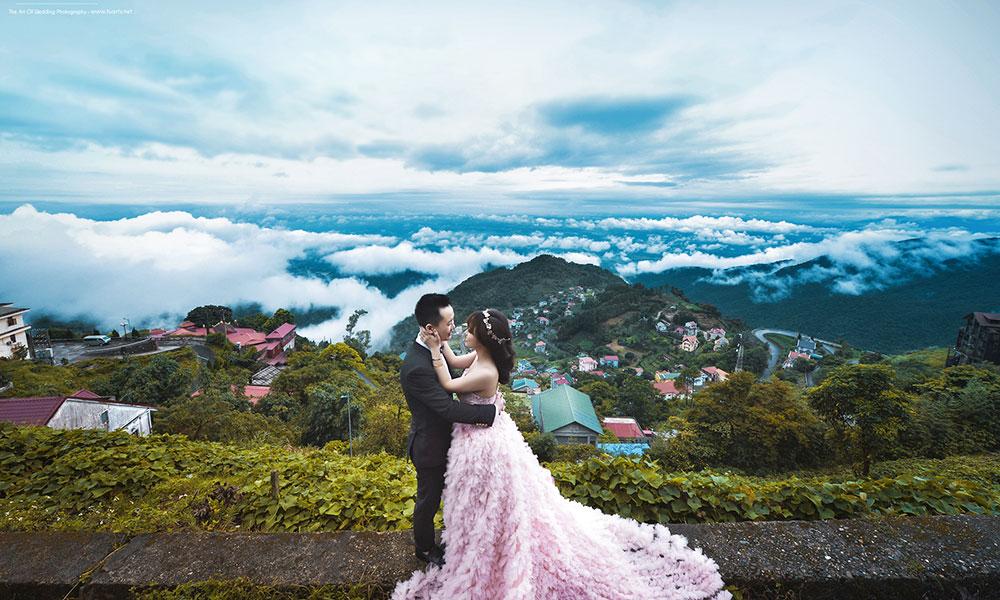 Top 10 địa điểm chụp ảnh cưới đẹp dịp cuối năm - Sapa (Lào Cai)