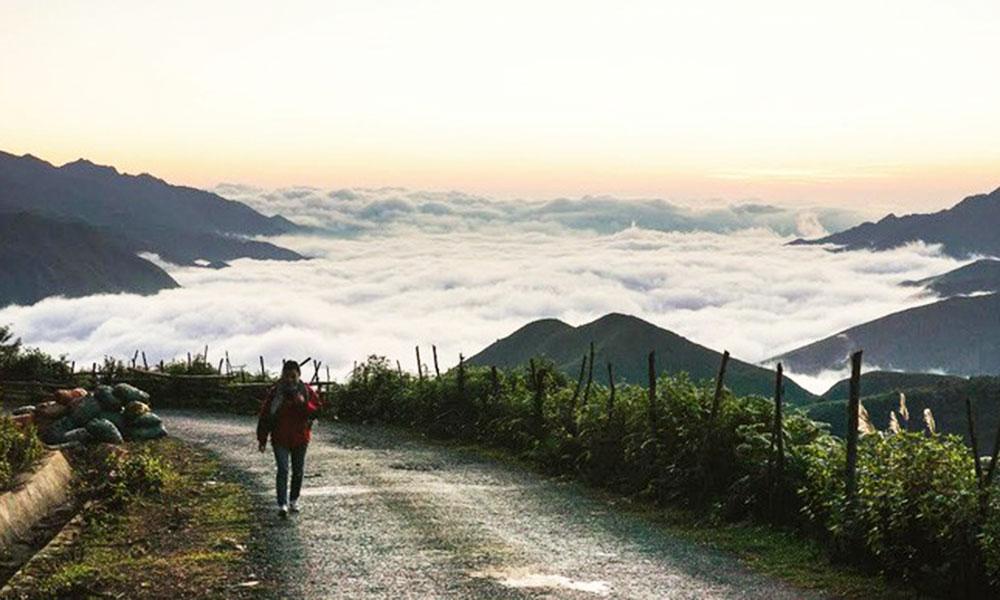 Top 10 địa điểm chụp ảnh cưới đẹp dịp cuối năm - Tà Xua (Sơn La)
