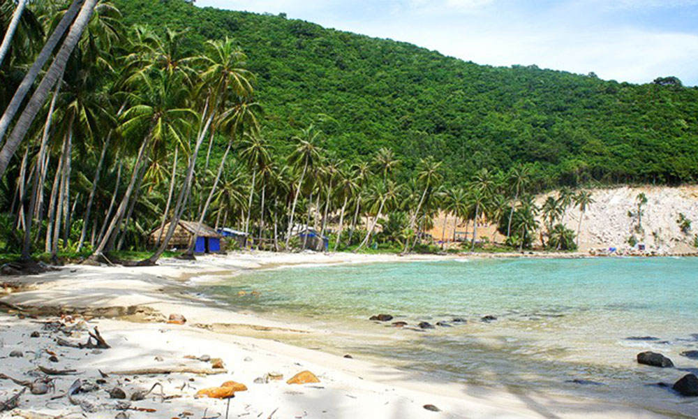 Địa điểm chụp ảnh cưới đẹp ở Miền Tây - Đảo Nam Du (Kiên Giang)
