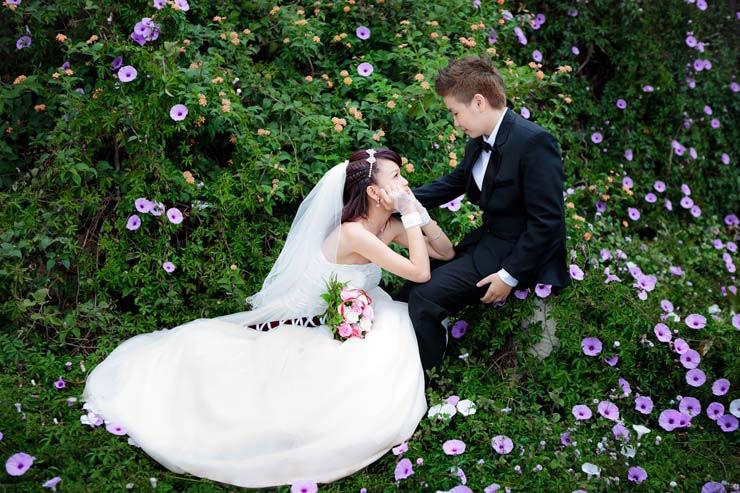 Địa điểm chụp ảnh cưới đẹp ở Đà Lạt - Thung lũng tình yêu
