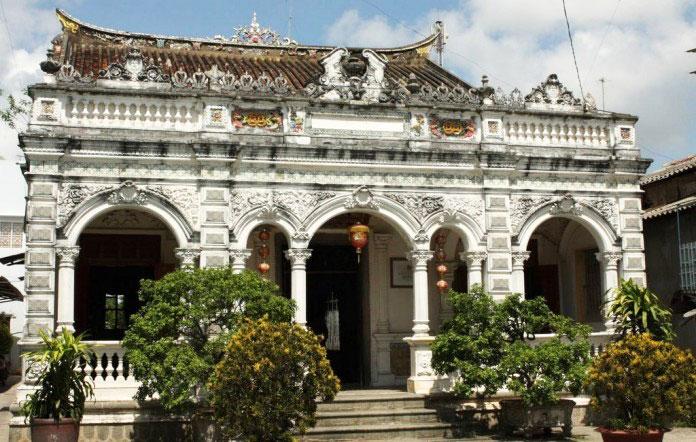Địa điểm chụp ảnh cưới đẹp ở Đồng Tháp - Nhà cổ Huỳnh Thủy Lê