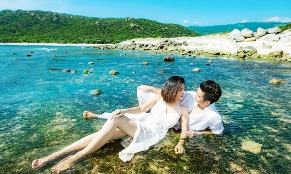 Địa điểm chụp ảnh cưới đẹp ở Phú Quốc - Hòn Móng Tay
