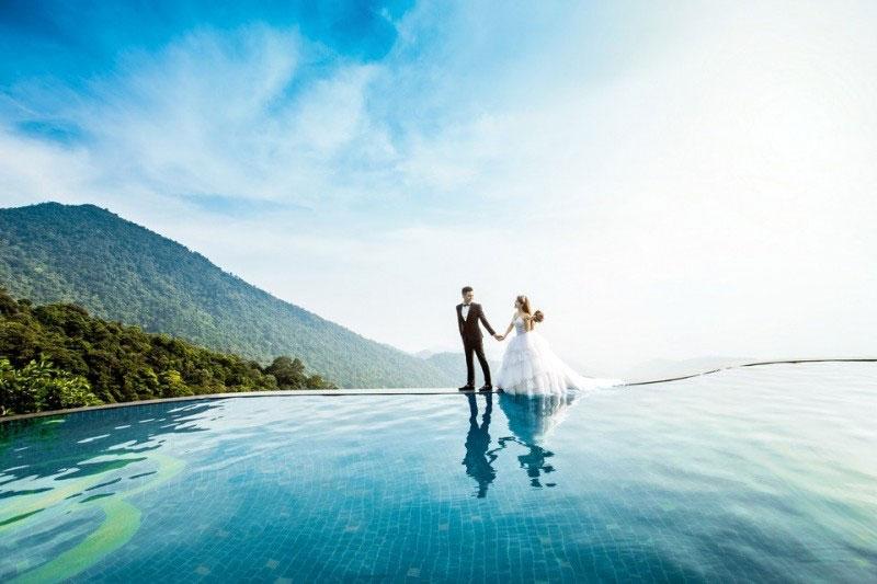Địa điểm chụp ảnh cưới đẹp ở Tam Đảo - Tam Đảo Belvedere