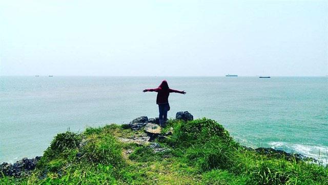 Địa điểm chụp ảnh cưới đẹp ở Vũng Tàu - Đồi Con Heo