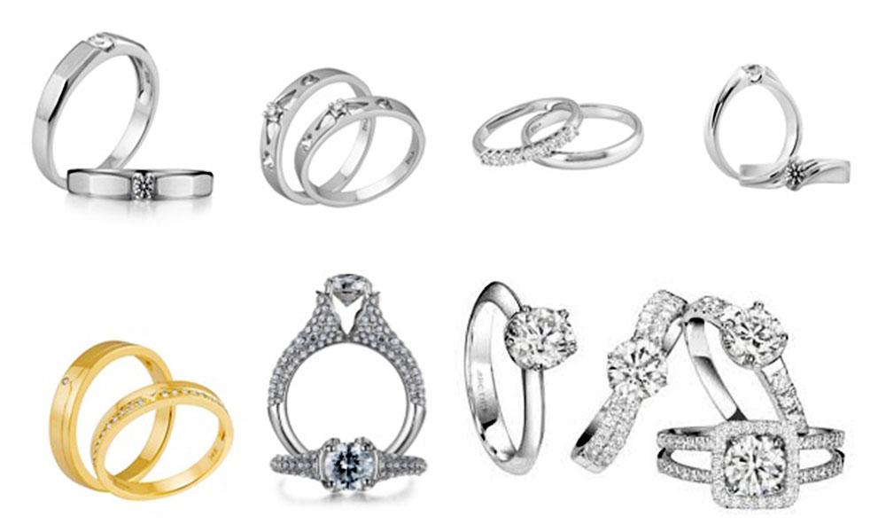 Địa điểm mua nhẫn cưới uy tín tại Cần Thơ - Thế giới Kim Cương