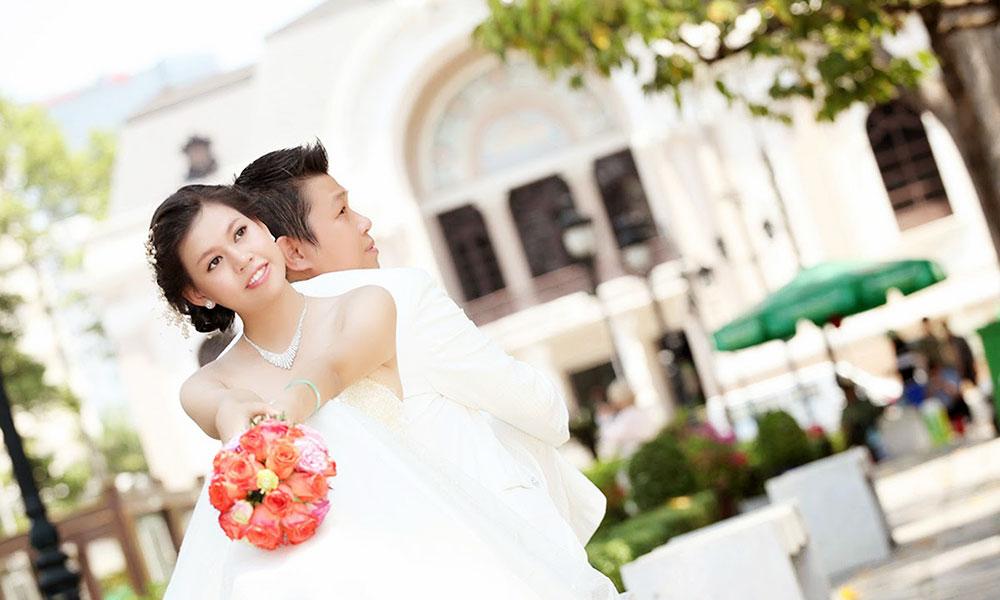 Kinh nghiệm vàng khi đi chụp ảnh cưới ngoại cảnh - chọn trang phục và trang điểm