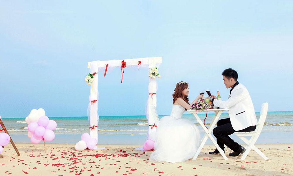 Kinh nghiệm vàng khi đi chụp ảnh cưới ngoại cảnh - Chọn trung tâm chụp ảnh cưới uy tín