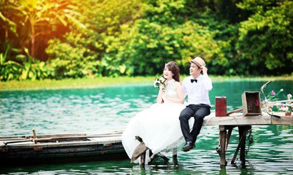 Kinh nghiệm vàng khi đi chụp ảnh cưới ngoại cảnh - Xu hướng thời trang
