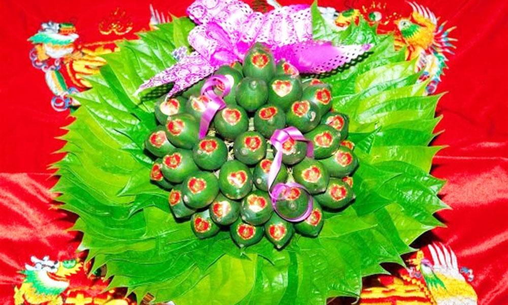 Nghi thức cưới hỏi ở Việt Nam - Lễ dạm ngõ