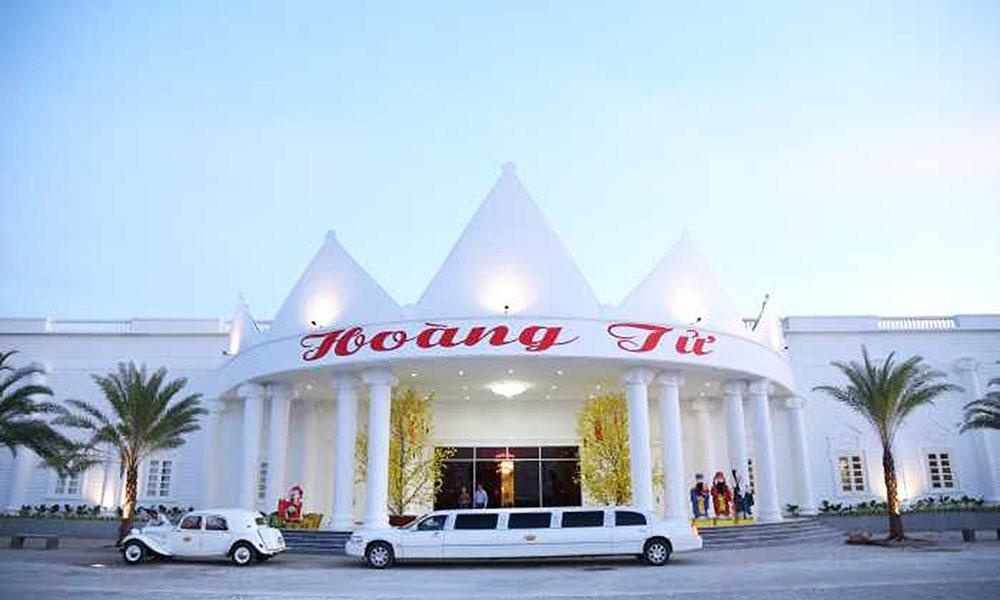Trung tâm hội nghị tiệc cưới Hoàng Tử Cần Thơ