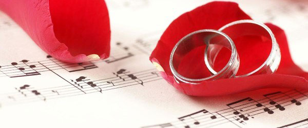 Nhạc đám cưới tiếng anh sôi động