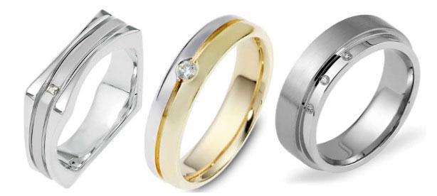 Nhẫn cưới mang phong cách Châu Âu đẹp cho người Việt