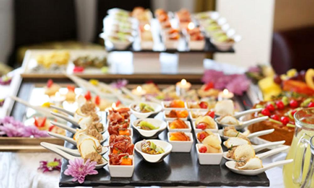 Trung tâm hội nghị tiệc cưới Cửu long khuyến mãi tiệc cưới 2017 - 2 vé buffet sáng
