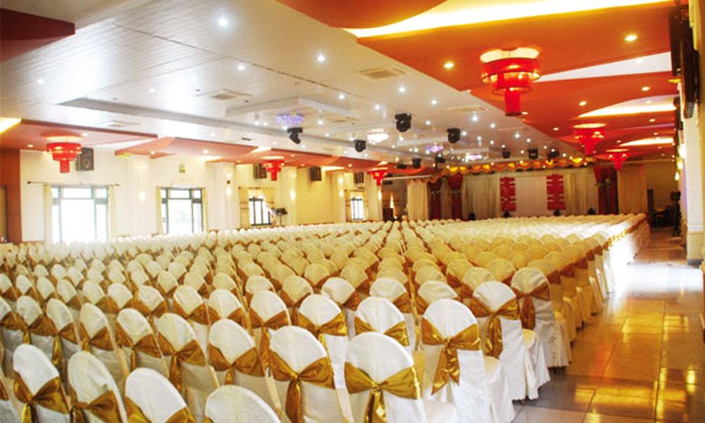 Trung tâm hội nghị tiệc cưới Hoa Sứ Cần Thơ - Sảnh tiệc cưới