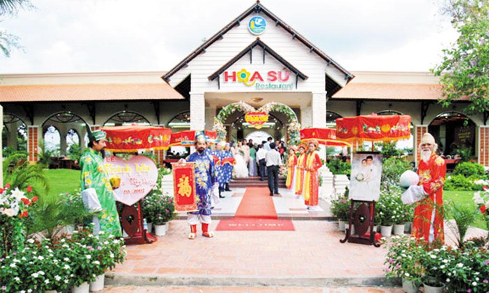 Trung tâm hội nghị tiệc cưới Hoa Sứ Cần Thơ